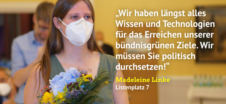 Meine Bewerbungsrede zum Listenplatz 7 zur Landtagswahl